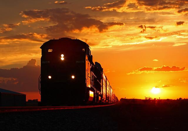NKP Sunset