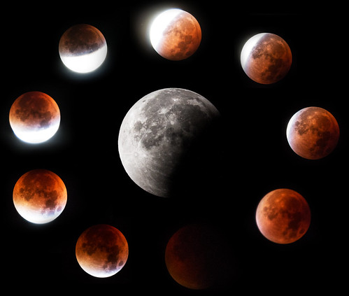 A Trio of Extra Full 'Supermoons' and a Rare 'Super Blood Moon' Total Eclipse 21778718582_1fbfd756b4