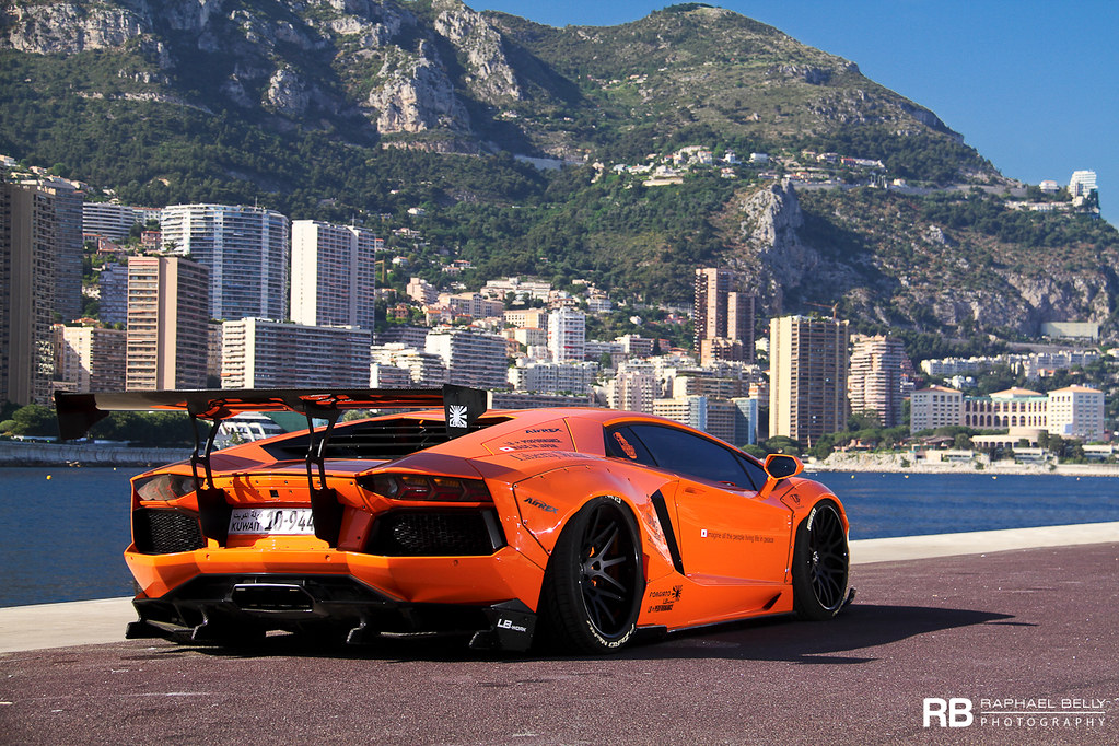 Lamborghini Aventador Lp700 4 Liberty Walk Lb Performance Flickr