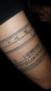 Panavision Camera Lens Tattoo Design | by amchan03