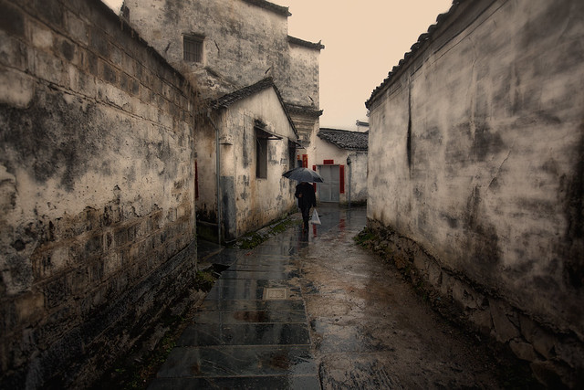 the whisper of a quiet rainstorm~ Anhui