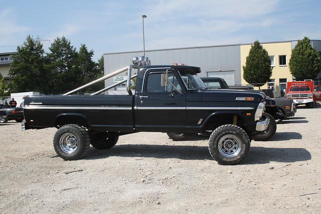 Ford Ranger 1968