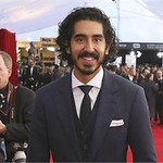 Dev Patel arrives at the 23rd annual Screen Actors Guild Awards at the Shrine Auditorium & Expo Hall on Sunday, Jan. 29, 2017, in Los Angeles.