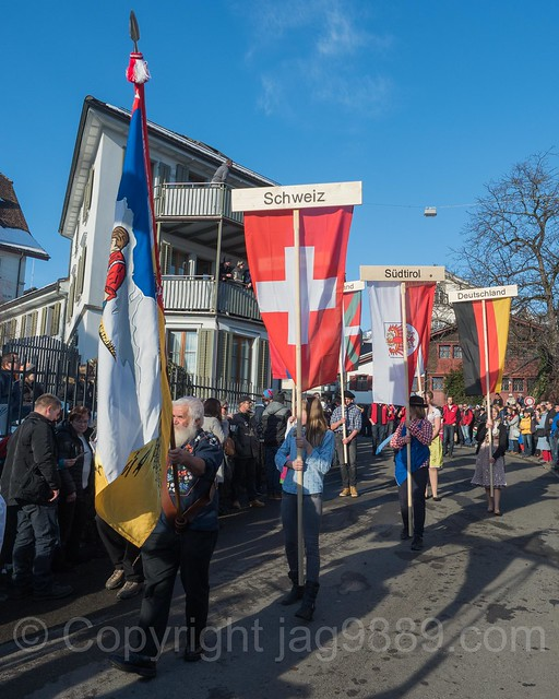 2017 Sennenchilbi Parade, Schwyz, Central Switzerland