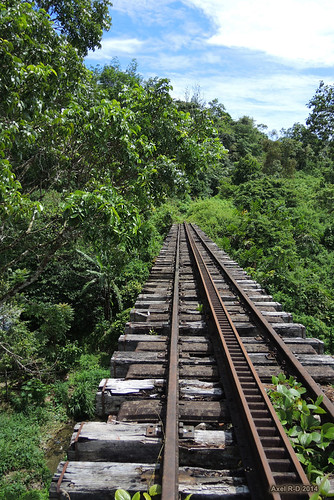 Old railway - Padang Panjang, West Sumatra | by -AX-