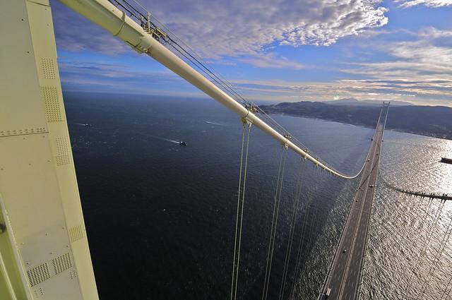 Akashi Straits Bridge, Hyogo Prefecture, Japan