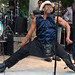 Rockin' Dopsie Jr. and the Zydeco Twisters at Lafayette Downtown Alive!, Oct. 17, 2014