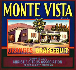 1 Monte Vista Quisling | by bxmoore