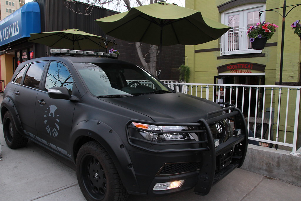 Agents of SHIELD Acura in Denver