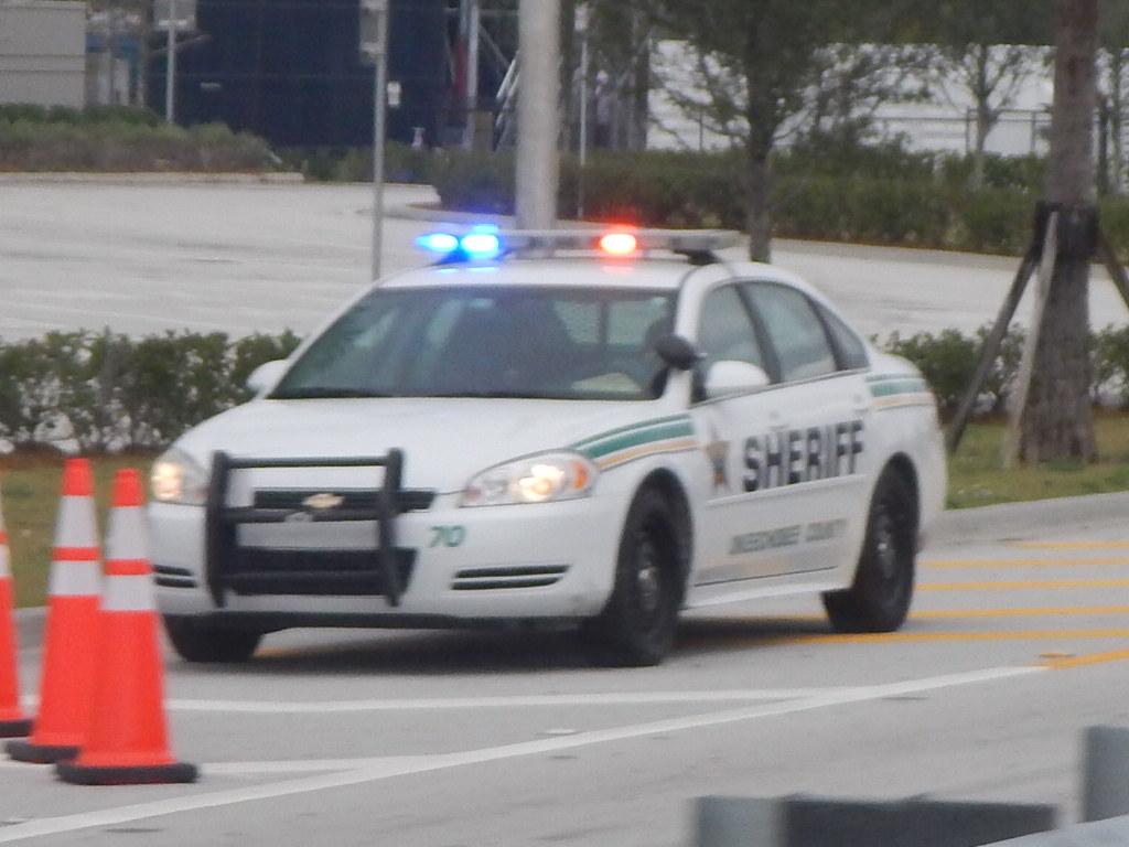 Okeechobee County Sheriff - Chevy Impala | Harrison McNeill