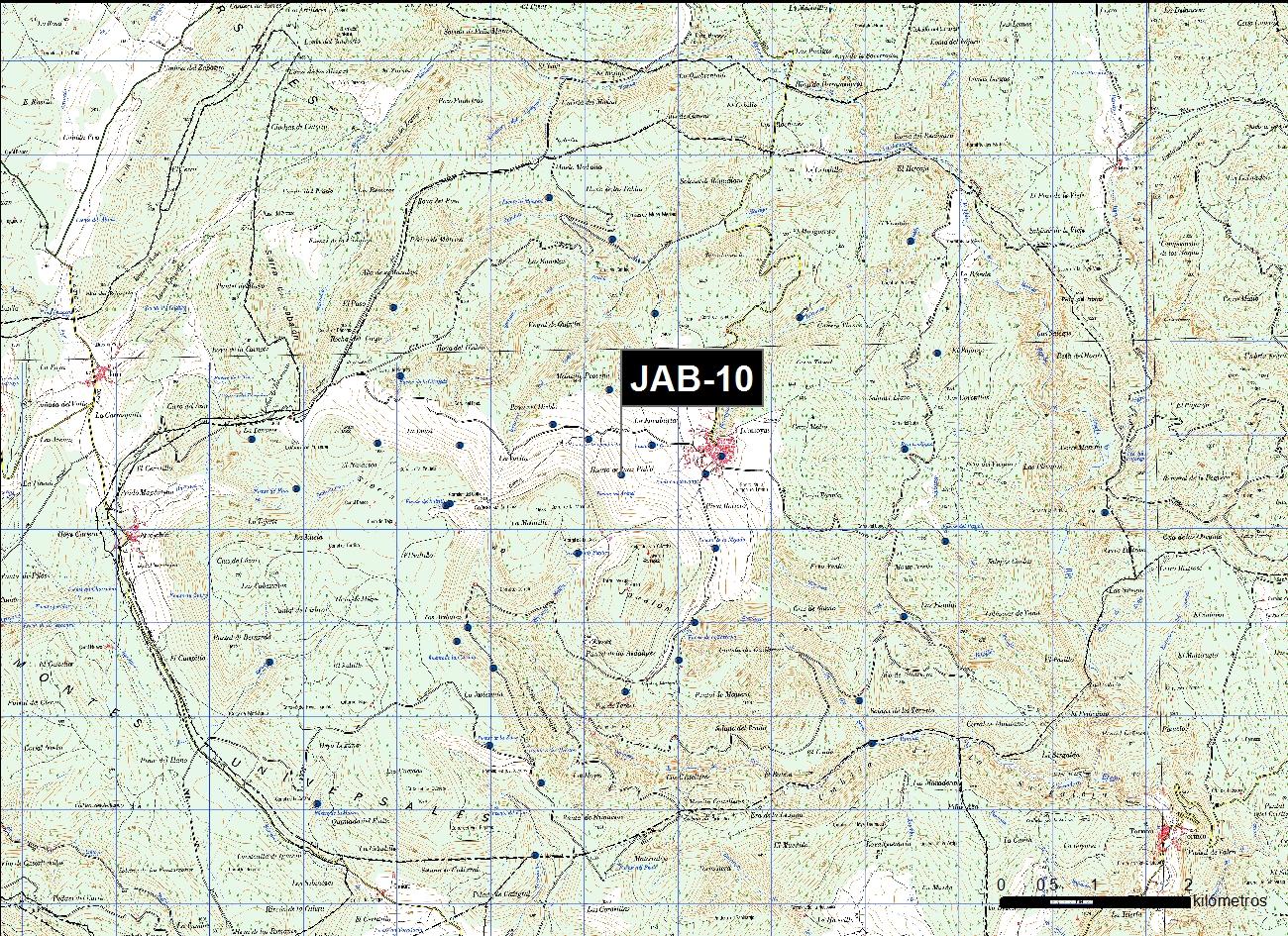 JAB_10_M.V.LOZANO_ARENAL_MAP.TOPO 1