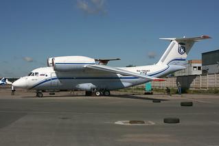 RA-74047. An-74. Shar Ink. BKA.