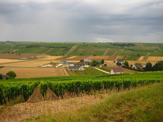 Looking South from Sancerre | by WireLizard