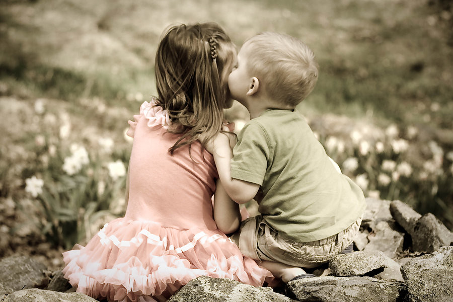 Cute Baby Couple Images Pictures With Quotes Check This Wa Flickr