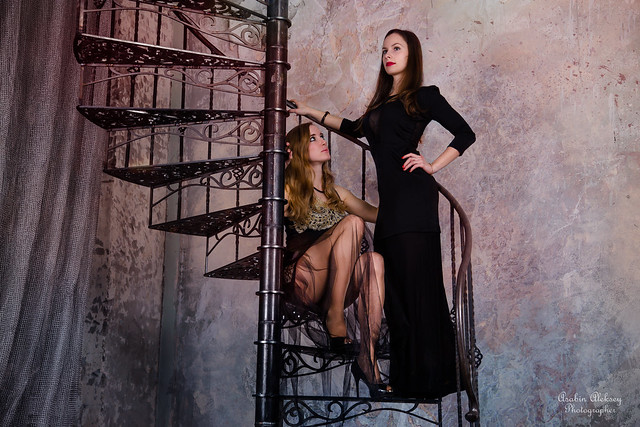 Татьяна и Алена