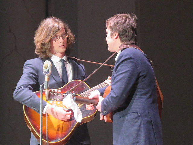 The Life & Songs of Emmylou Harris - The Milk Carton Kids (Kenneth Pattengale and Joey Ryan)