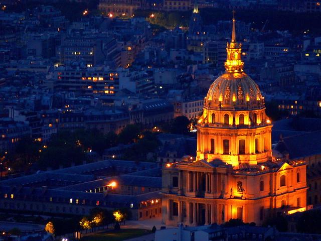 Paris-Dôme des Invalides