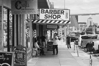 Barbershop on South Congress