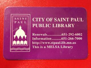 Saint Paul (front)