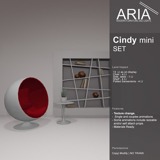 Cindy mini set @ Uber