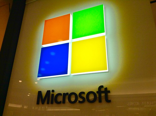 Microsoft   by JeepersMedia