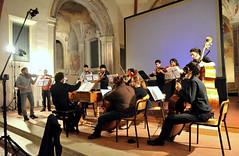 ACCADEMIA MUSICALE DELL'ANNUNCIATA STAGIONE 2014-2015 -ITINERARI- 1° CONCERTO  14 NOVEMBRE 2014  Foto A. Artusa