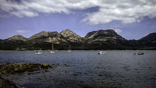 The Saddle over Coles Bay (Mobile shot) | by Tasmanian.Kris
