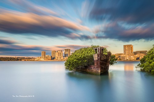 canon river ship sydney nsw wreck 1635 longtimeexposure oldship bigstopper wentworthpoint ssayrfield 5dmark3
