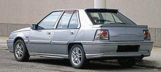 2002 Proton Iswara Aeroback Special Edition