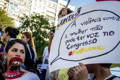 #ForaBolsonaro | Praça Roosevelt | 20/12/2014 São Paulo SP | by midianinja