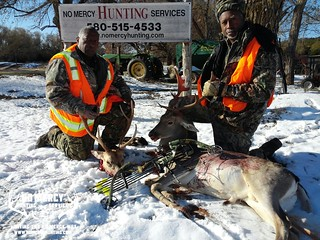 No Mercy Exotic Deer Hunts | by No Mercy Hunting Services