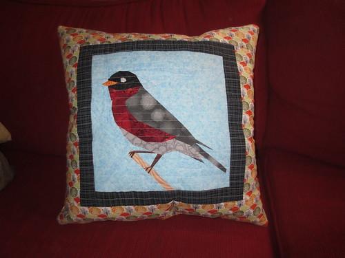 Robin Pillow