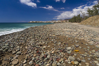 arguineguin, mogan, gran canaria, pebble beach
