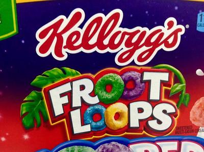 Froot Loops Kellogg's