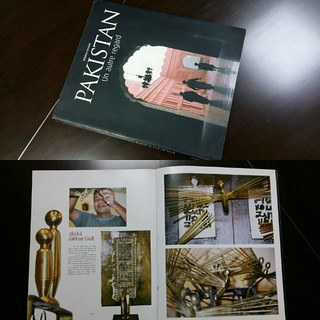 Just came across this French book about Pakistan and really feeling great to see my work and  introduction in it. | by abduljabbargull