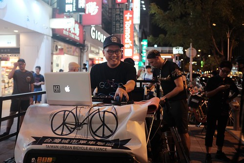 2016-09-30 單車臨界量 | Critical Mass Taipei | by Taiwan Urban Bicycle Alliance (TUBA)