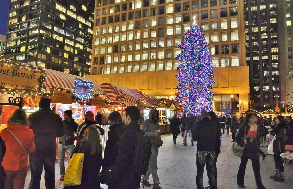 Chicago Christmas Market.Christmas Market Chicago Annual Christkindlmarket At Civ