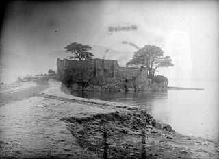 The McCarthy Mór Castle in Killarney, Co. Kerry