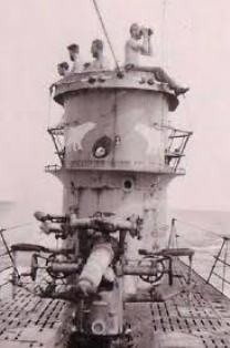 Torreta del U-566