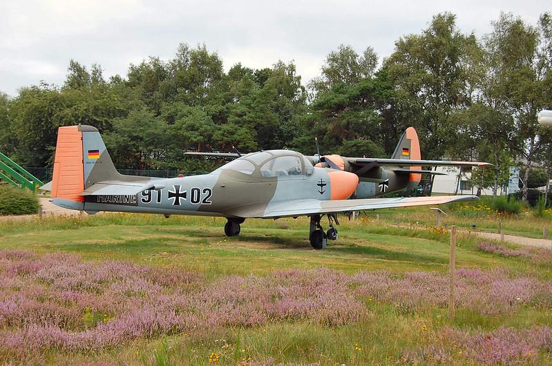 Piaggio P-149D 5
