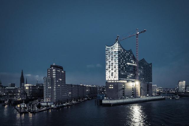 Elbphilharmonie / Hamburg