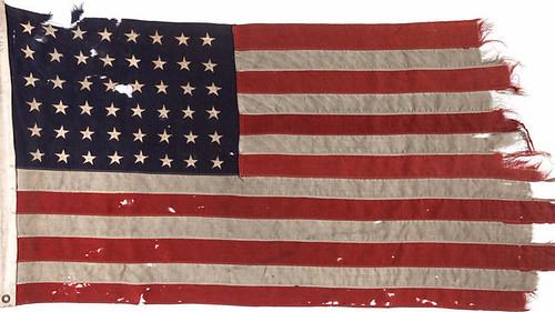 bandera usa dia d