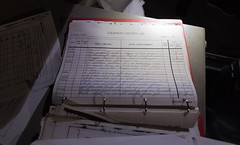 Logbook dating back to '94