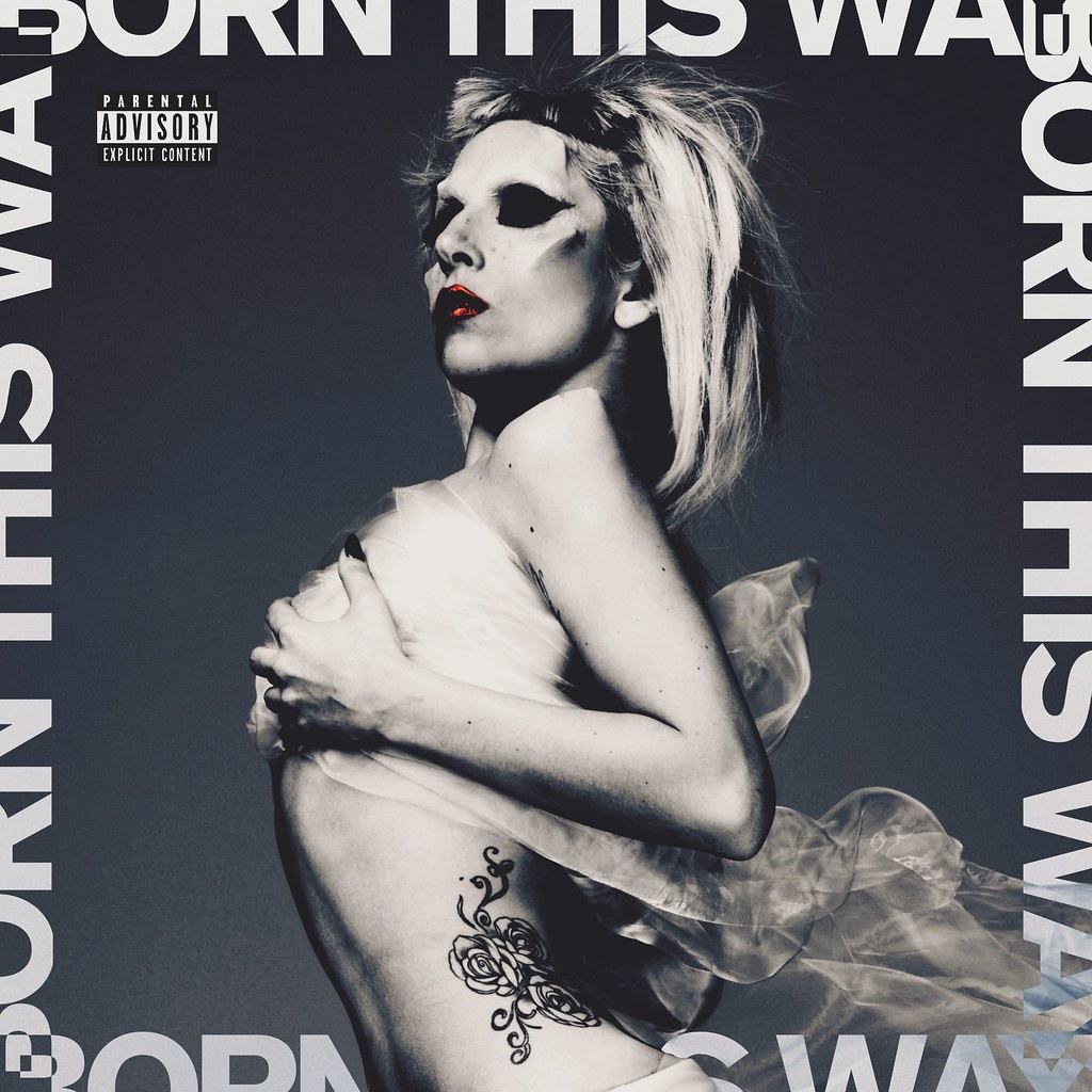 Lady GaGa - Born This Way | MMVM 94 | Flickr