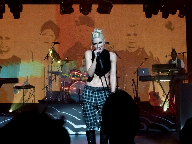 No Doubt - Maison de la Mutualité, Paris (2012)