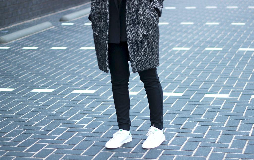 incidente Reunión archivo  Adidas-stan-smith-fashion-blogger-street-style-inspiration - a photo on  Flickriver