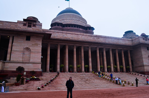 Rashtrapati Bhavan, Rajpath, Delhi | by Sreejith Vijayakumar