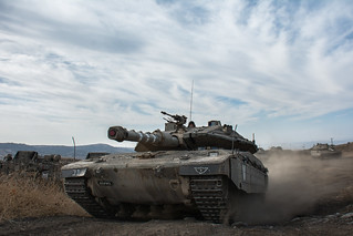 The Merkava IV Tank in the 7th Armored Brigade | by Israel Defense Forces