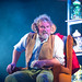 Lewis Howden in The BFG at The Lyceum, Edinburgh