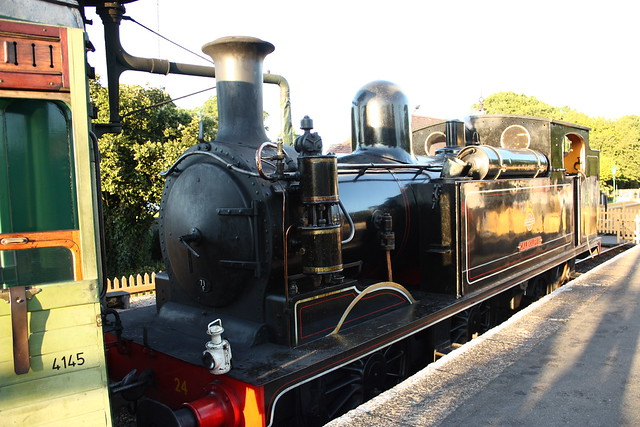 IoW railway